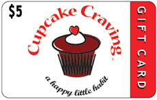 Cupcake Craving Gift Card