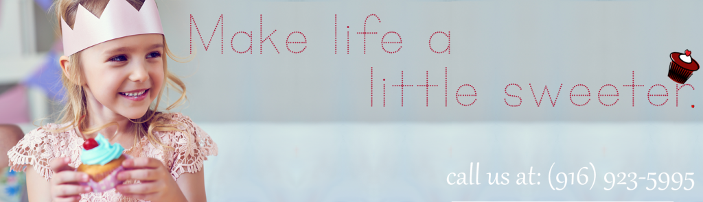 Make life a little sweeter.